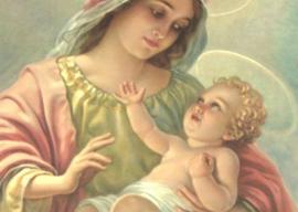 Terzo giorno di Triduo a Maria SS Madre di Dio con riferimenti alle Opere minori di Maria Valtorta