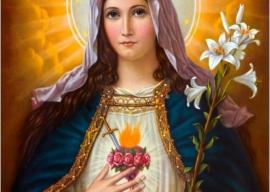 Novena alla Madonna del Rosario di Pompei con riferimenti alle Opere di M. Valtorta: Sesto giorno