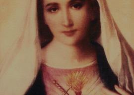 Secondo giorno di Triduo a Maria SS Madre di Dio con riferimenti alle Opere minori di Maria Valtorta