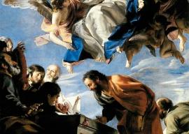 Primo giorno della Novena per l'Assunzione della Beata Vergine Maria