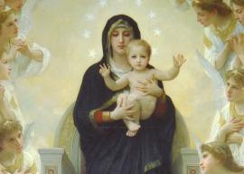 Novena alla Madonna del Rosario di Pompei con riferimenti alle Opere di M. Valtorta: Quarto giorno