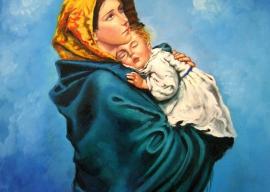 Terzo giorno di Novena all'Immacolata Concezione con riferimenti valtortiani.