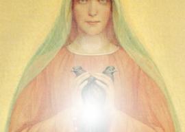 Novena alla Madonna del Rosario di Pompei con riferimenti alle Opere di M. Valtorta: Ottavo giorno