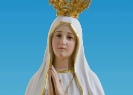 Festa della Beata Vergine Maria SS di Fatima, con riferimenti alle Opere di Maria Valtorta
