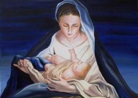 Primo giorno di Triduo a Maria SS Madre di Dio con riferimenti alle Opere minori di Maria Valtorta