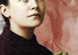 Primo giorno di Triduo a Santa Gemma Galgani con riferimenti alle Opere di Maria Valtorta